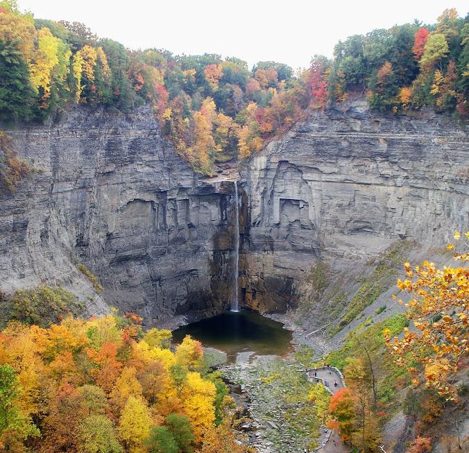 Taughannock+Falls
